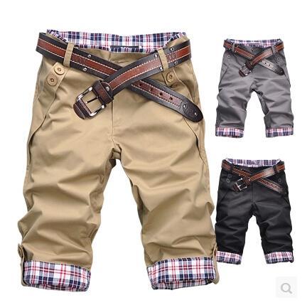best selling Men's Leisure Casual Short Pants,Men's Summer Shorts cropped pants Size:M L XL XXL XXXL