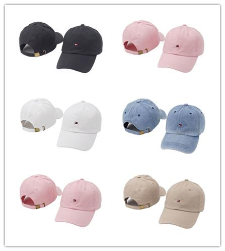 Heiße 2017 neue koreanische erwachsene Marke Baseball Cap Sommer Herbst Baumwolle Outdoor Sports Hysteresenkappe Großhandel Hip Hop Geschenk Kappe Knochen Casquette