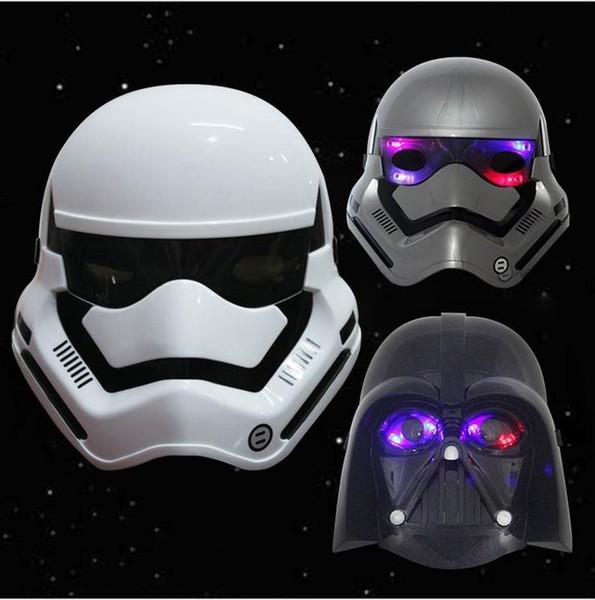 Compre Star Wars Led Iluminacao Mascaras Darth Vader Empire Storm