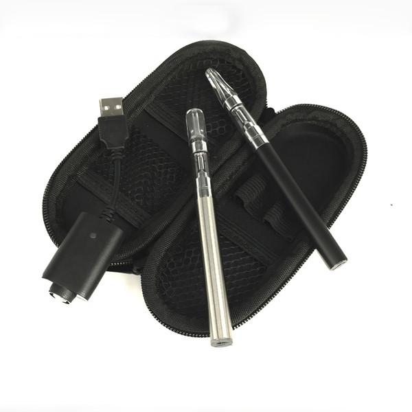Instock Buharlaştırıcı Kalem Kartuşları Atomizer Yeni CELL MT6 Cam Cartomizer 510 M3 HÜCRE 350 mah düğmesiz ce3 g2 92a3 daha iyi