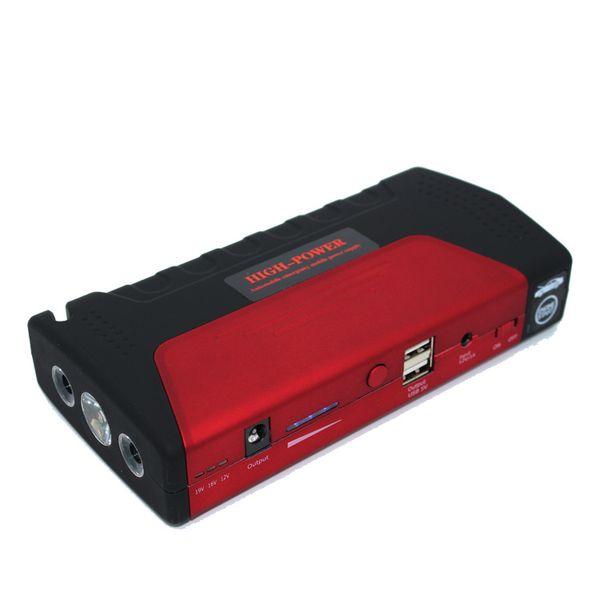 New 50800Mah Multi-Function Car Jump Starter Power Bank Rechargable Battery 12V Car Charger Start DHL free shipping