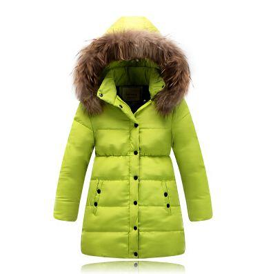 Baby Girls Winter Coats 2015 Kids Jackets For Boys Parka Down Thick Warm Outdoor Casual Windproof Children Jackets