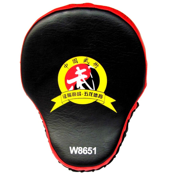 New Hand Target Mma Focus Punch Pad Boxing Training Gloves Karate Muay Mitts Thai Kick Fighting High Quality New 1 Piece