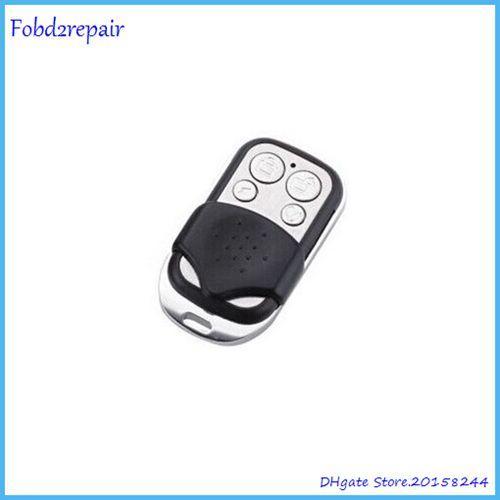 ALKobd Garage Door Remote Control Transmitter Duplicator Wireless Cloning 433MHz 315mhz Self Copy car key 4 channel A002