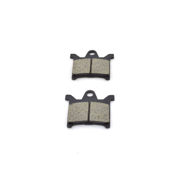 High Performance Motorcycle Brake Disks Pads For Honda WH100 WH 100 100cc Brake Spare Parts