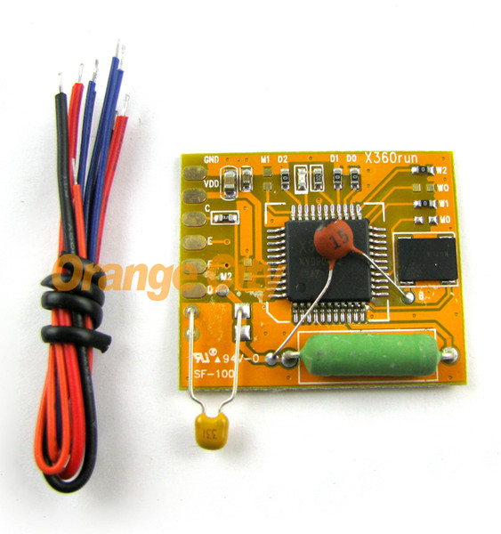 best selling X360run 1.0 for xbox360 slim (trinity and corona) with 96MHz NEW