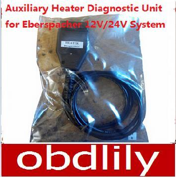 Auxiliary Heater Diagnostic Unit for Eberspacher 12V/24V Systems for auxiliary heaters diesel or petrol system Free Shipping