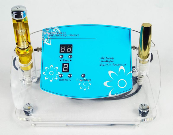 best selling Christmas promotion needle free mesotherapy skin Facial care equipment beauty machine AU-49