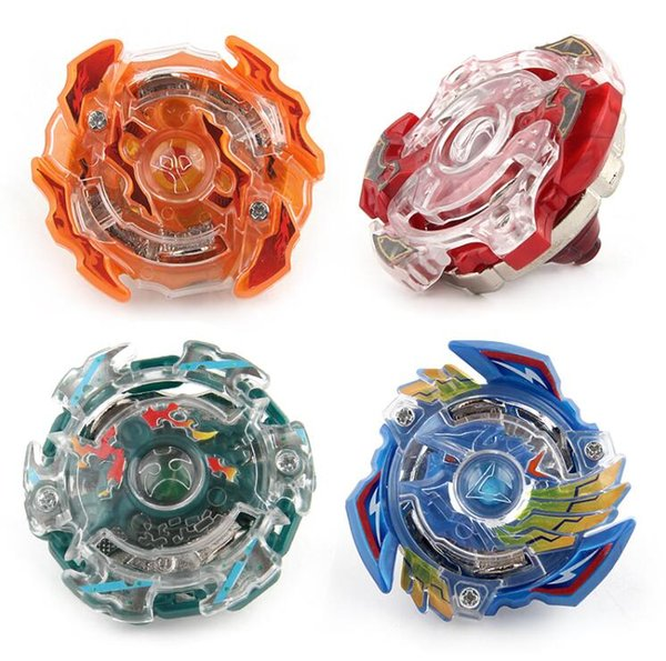 best selling 4 Stlyes New Spinning Top Beyblade BURST 3056 With Launcher And Original Box Metal Plastic Fusion 4D Gift Toys For Children