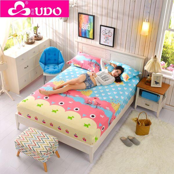 2020 Wholesale You Duo Home Textile Cartoon Mattress Cover Floor