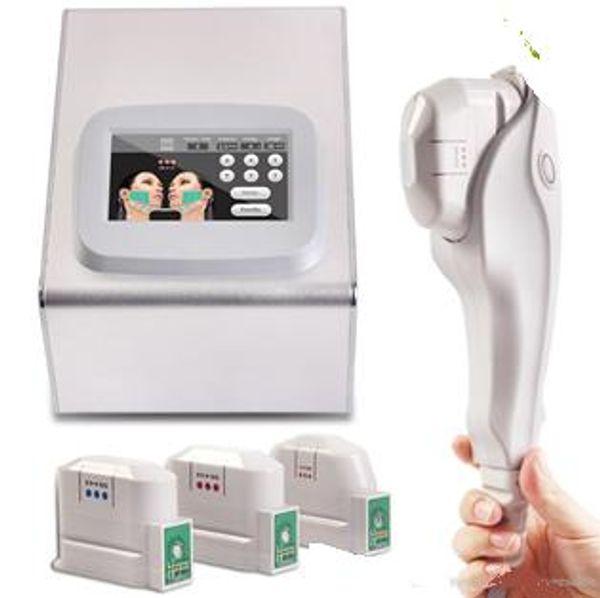 NUOVO Ultrasuono focalizzato ad alta intensità per la pelle che stringe il dispositivo anti-gonfiore di rimozione della grinza + vibratore + ingranditore PUmp