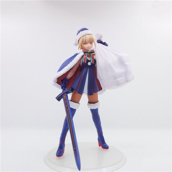 Fate Go Christmas 2019 2019 Suzannetoyland Sexy Girl 23cm Japanese Anime Fate Stay Night