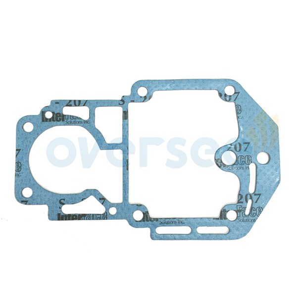 OVERSEE High Quality Gasket 689-45113-A1 for fitting Yamaha Outboard Spare Engine Parts Model 30HP Motor 689-45113-A1