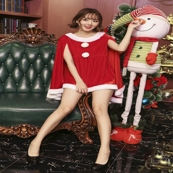Annual New Years day Costumes Long Sleeve Christmas Suit Sexy Christmas Clothes Tow Color Bar Work  sc 1 st  DHgate.com & Annual New Years Day Costumes Long Sleeve Christmas Suit Sexy ...