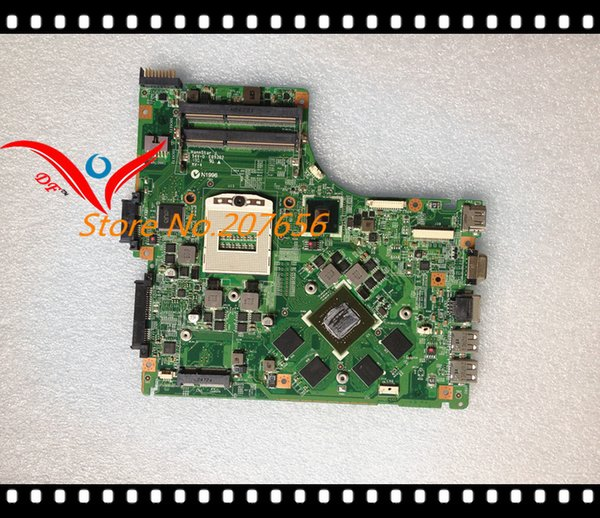 best selling Wholesale-DHL   ems free shipping For MSI GE40 X460 X460DX notebook motherboard MS-14921 Tested&perfect work