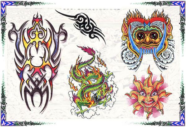 PDF Format Tattoo Book Traditional Tattoo 120 Tattoo Pic Women Fairy ...