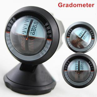 Оптово-автомобилей автомобиля инклинометр угол наклона измеритель уровня Finder инструмент градиент балансировки бесплатная доставка