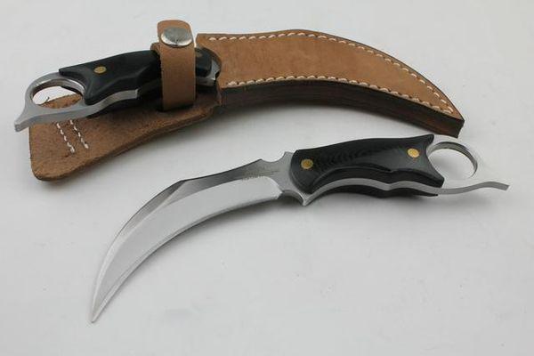 United Claw Karambit 085 Équipement de survie en plein air EDC Couteau de Poche couteau de chasse camping couteau couteaux