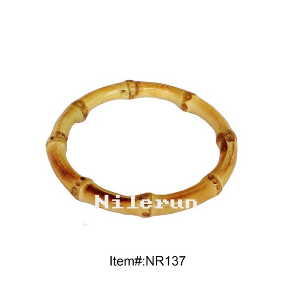 best selling fashion healthy real natural bamboo bangle bracelet