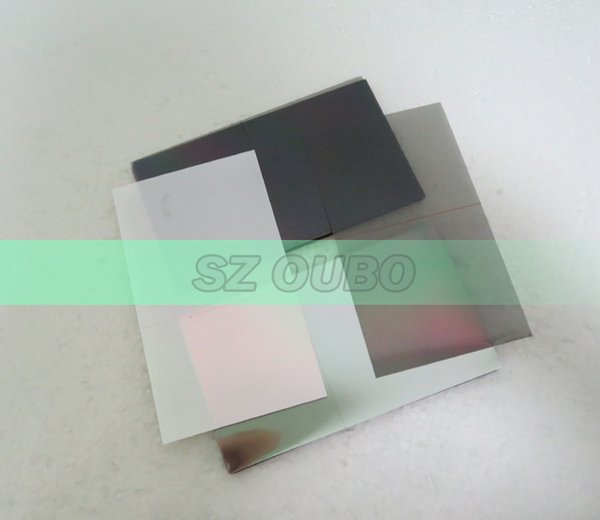 For iPhone 6 4.7 Original LCD screen on the back Polarizer light Film For iPhone 6 LCD polarized film 50pcs/lot