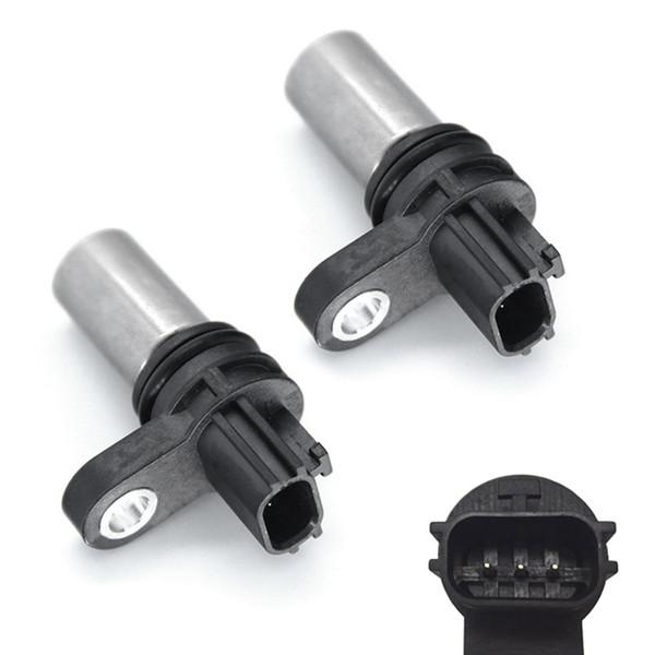 New Crank Crankshaft /& Cam Camshaft Position Sensor For Nissan 2.5L 23731-6N21A