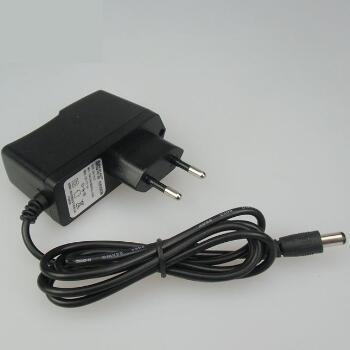 DC 12 V 1A Adaptador de Alimentação 5.5mm 2.1mm para Luzes de Tira CONDUZIDA Monitor de CCTV Carregador de Parede Conversor Transformador
