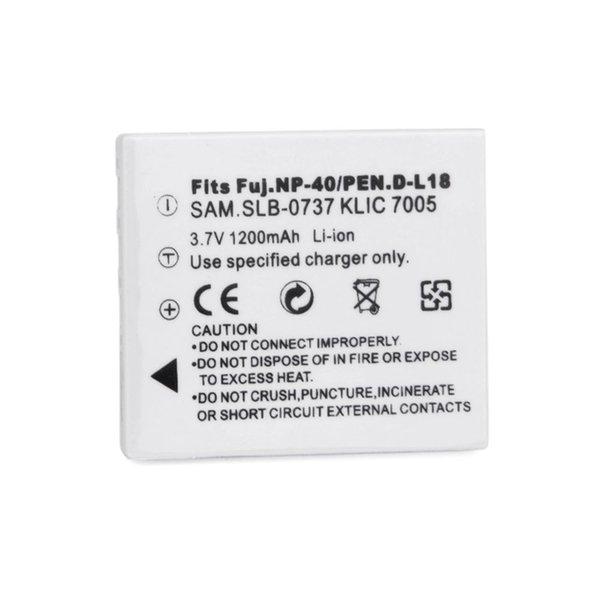 3.7 v Batería Para Fujifilm Finepix Z5fd FinePix F700 Zoom Finepix FinePix V10