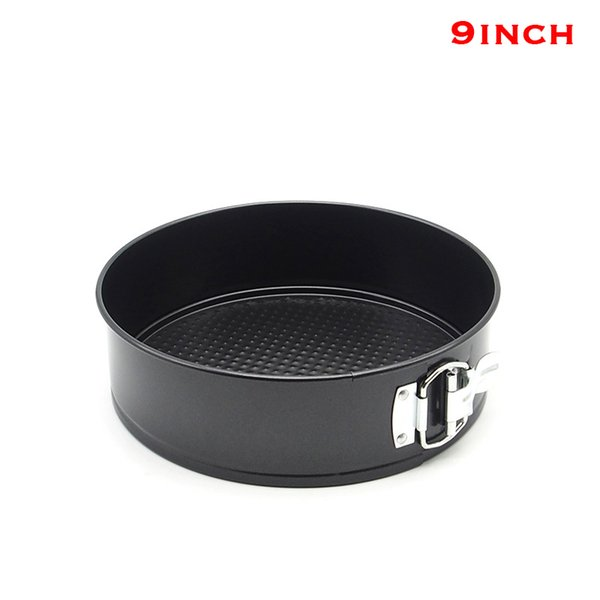 9 Inch Cake Baking Pan Bottom Removable Mold Baking Oven Tool Diy Bakeware Tool Free Shipping