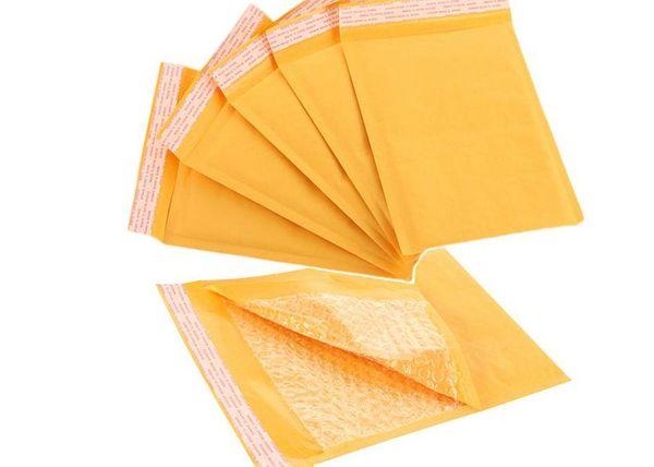 4,3 * 5,1 Zoll Kraft Blase Umschlag Tasche Blase Tasche kleine Gegenstände Umschläge
