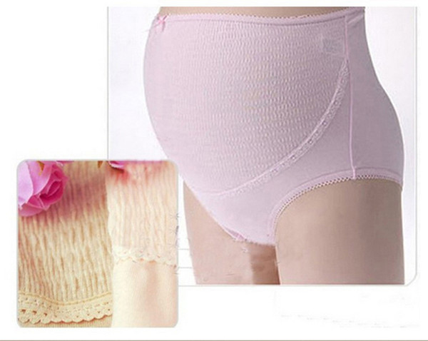M-XXL Maternity Shorts Underwear Underpants Panties For Pregnant Women 3 Colors Available 5pcs/lot Free Shipping