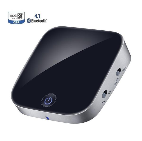 BTI-029 Alta Qualidade 2 em 1 Sem Fio Bluetooth 4.1 Transmissor de Áudio Receptor Digital Optical Toslink Adaptador SPDIF com APTX