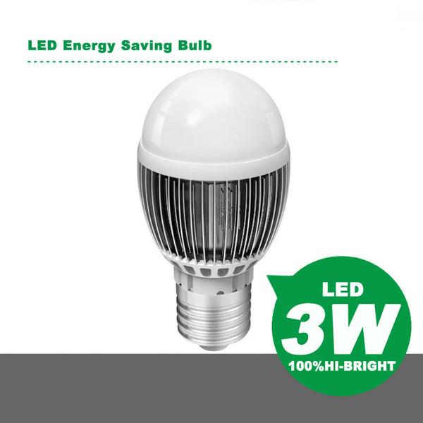 Großhandel Led Globale Energiesparlampe Energiesparlampe 3w 85 265v ...