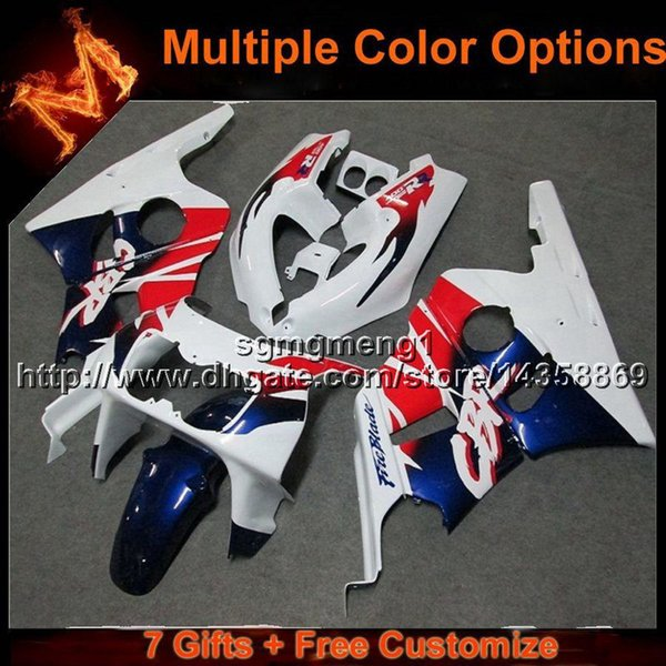 23colors+8Gifts motorcycle panels For Honda CBR400RR NC29 1990-1994 NC29 90 91 92 93 94 ABS Plastic Fairing
