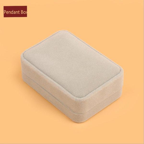 Grey Pendant Box
