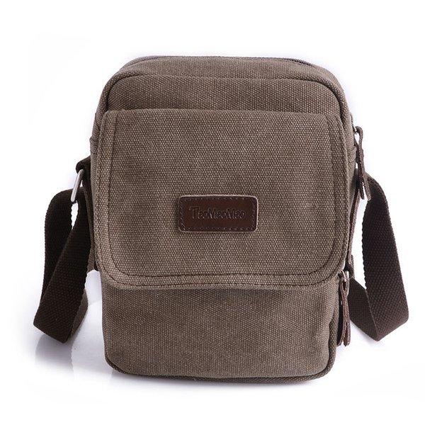 Wholesale Mens Messenger Bags Canvas Vintage Bag Men Shoulder ...