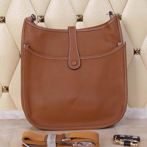 2016 new men women's casual genuine leather hobos, handbags,messenger bag,, fashion,shoulder bag,, good price