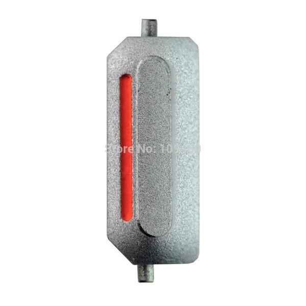Atacado-Genuine OEM substituição parte para o iPhone 6 Plus Mute Key Silencioso Teclado Vibrador Button Cinza 5,5