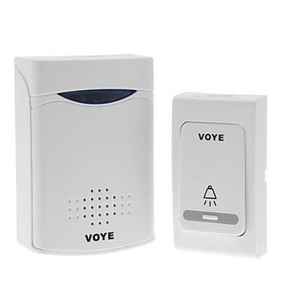 best selling Wireless DoorBell Remote Control Doorbells Wireless Door Bell intercom system 2016 new High Quality Wholesale gifts