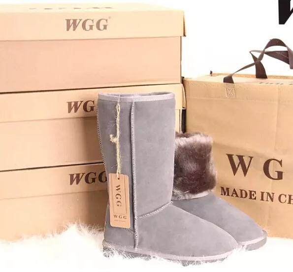 ALL model in stock Free shipping High Quality WGG Women's Classic tall Boots Womens boots Boot Snow Winter boots leather boot