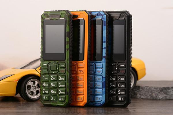 Discovery k10 Shockproof Mini Mobile Phone UntraThin Dual SIM Card Camera GPRS FM Bluetooth Russian Keyboard Q1 V8 V5 M5 A8 A9