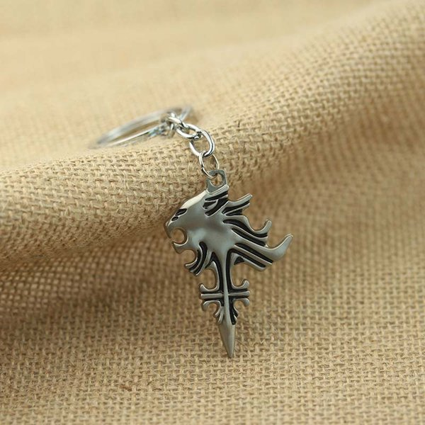 Lionheart Pendant 2018 final fantasy viii sleeping lion heart squall griever pendant final fantasy viii sleeping lion heart squall griever pendant keychain wholesale 20 pcslot birthday audiocablefo