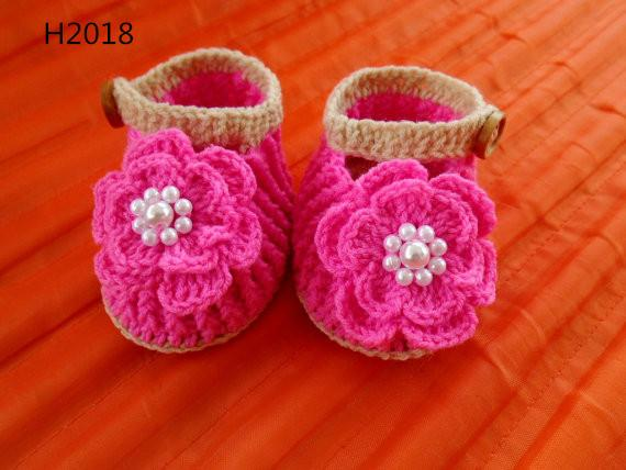 crochet baby sandals,crochet baby shoes,baby girl crochet sandal,Size 0-3,3- 6 months, Newborn sandals 0-12M customer