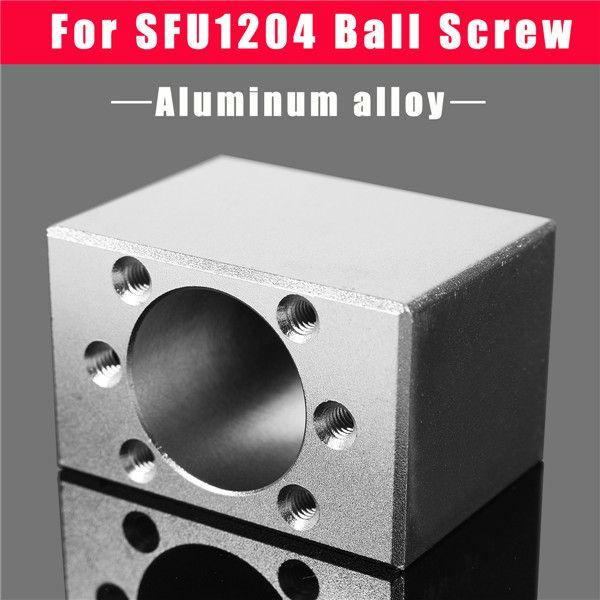 Ball Screw Nut Housing Seat Mount Bracket Holder for SFU1204 Ball Screw