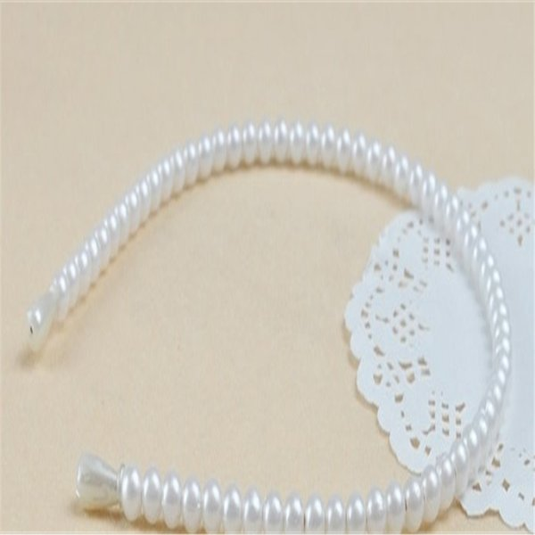 Wholesale - Girl's Hair accessories children's Hair Clip Barrette Hairpin Jewelry Headband Pearl clips 50pcs/lot a1-6