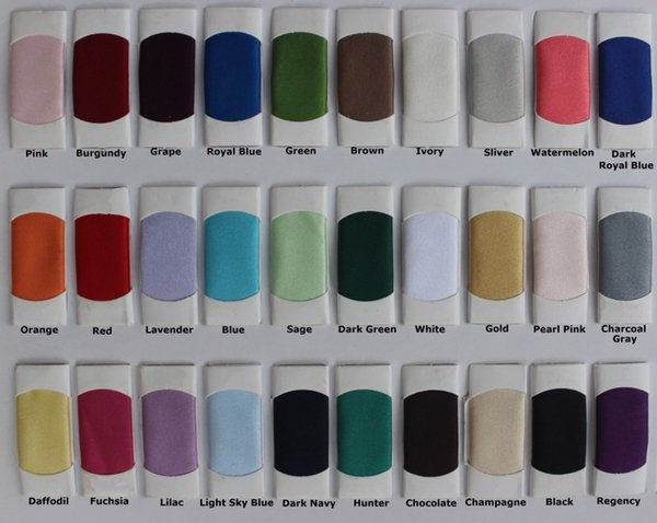 Choose from Color Swatch