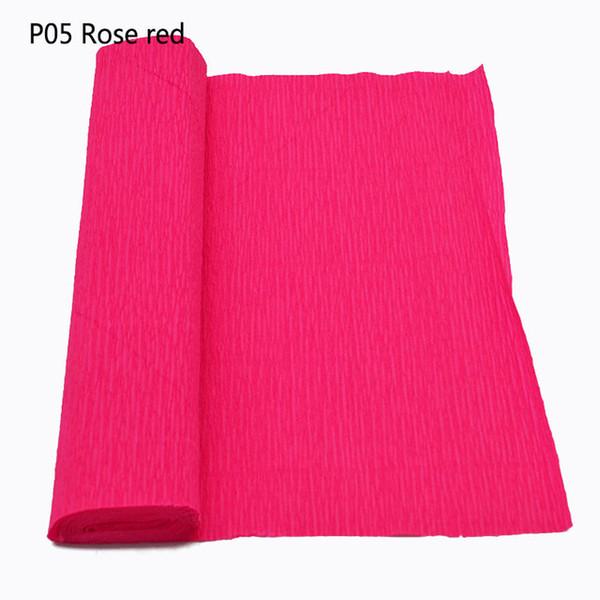 P05rose vermelho