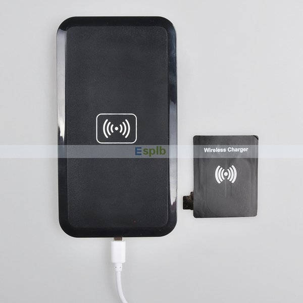 Note 2 Qi Wireless Charger Receiver Charging Pad Transmitter for Samsung Galaxy Note 2 N7100