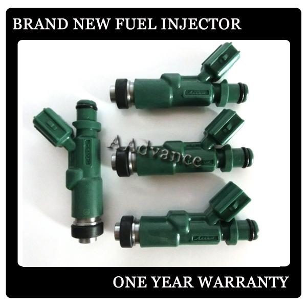 OEM Standard gasoline Fuel injector assembly denso 23250-21020
