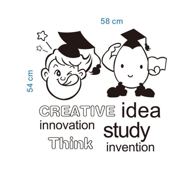 Creative Idea Study Innovation Think Invention English