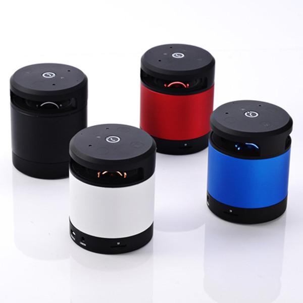 10pcs--Wireless Mini Bluetooth Speaker Smart Gesture Recognition Outdoor Portable Card Audio Subwoofer